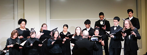 Mission College Chorus: Soaring on the Winds of Change