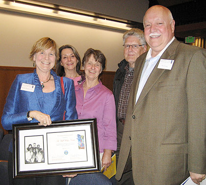 Bill Wilson Center Receives 2011 Santa Clara County Human Relations Award