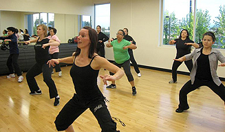 The Rhythm Attic Offers Zumba Classes