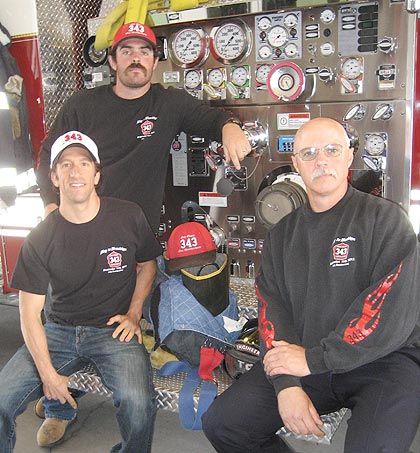 Local Firefighters Plan 4,000-mile Bike Ride to Commemorate Fallen 9/11 Firefighters