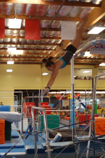 Airborne Gymnastics Second in Nation, Receives Six Confirmed Scholarships