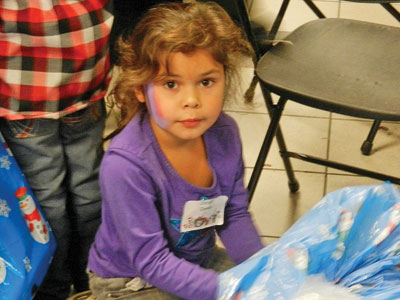 Rotary Gives Kids A Christmas to Remember