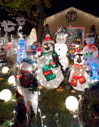 Winners of Holiday Decorations Awards Announced