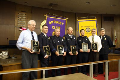 15th Annual Respect for Law and Fire Awards