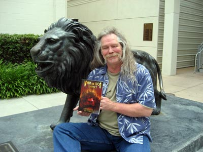 When the Lion Smiles by Mitchell L. Peterson
