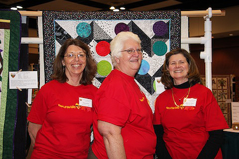The Value of Santa Clara Valley Quilt Association