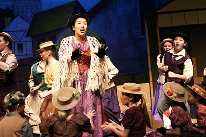 Junior Theater Performs My Fair Lady