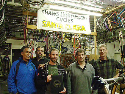 Shaw's Cycles Closes Its Doors