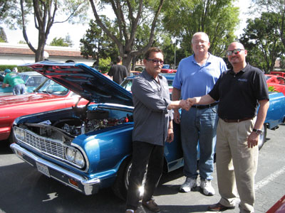 KeyPoint Gets High Credit Rating for 3rd Annual Car Show