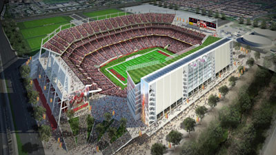 Santa Clara Could Reap Tremendous Benefits From Hosting a Super Bowl