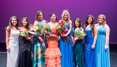 A New Miss Santa Clara Is Crowned