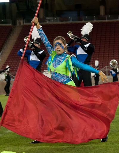 Drum and Bugle Corps Competition Comes to Stanford