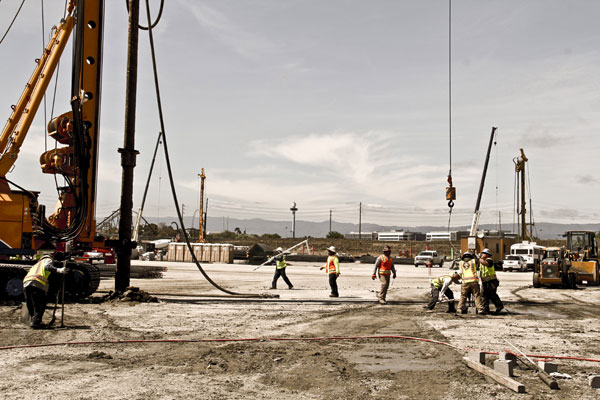 49ers Stadium Construction Keeps the Momentum Going