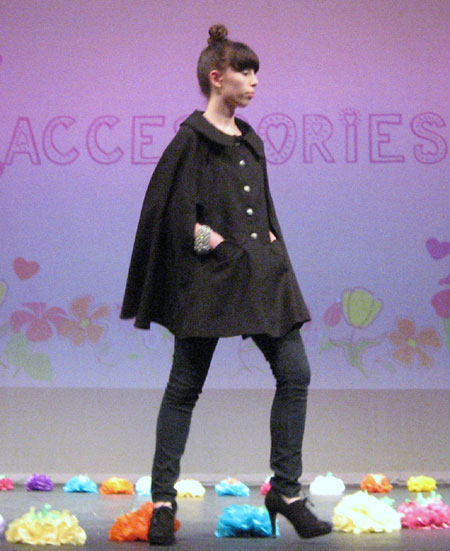 Wilcox Fashion Design and Production Students Star on Stage