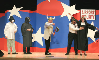 Capitol Steps Bring Political Comedy to Santa Clara