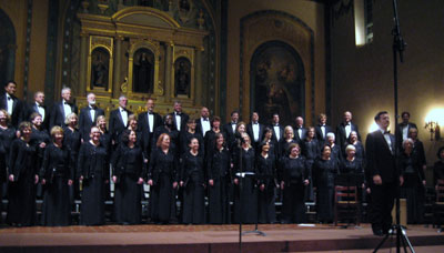 Santa Clara Chorale Debuts Music of the Americas for 50th Anniversary Trip to Uruguay and Argentina
