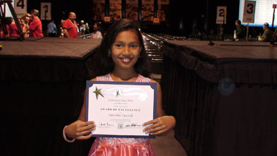 Millikin Elementary Student Shines in PTA Reflections Program
