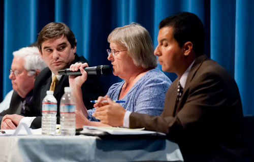 SCUSD Candidates Forum Draws the Battle Lines