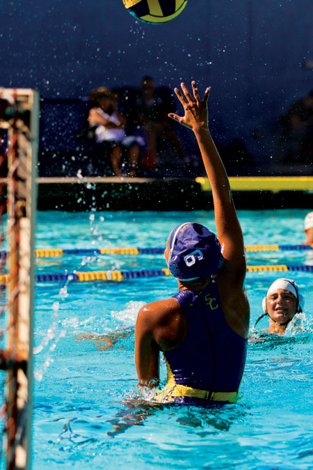 Santa Clara Bruins vs. Harker Girls Water Polo