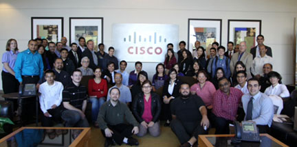 Mission MESA Students Team Up with Cisco for Mentor Program
