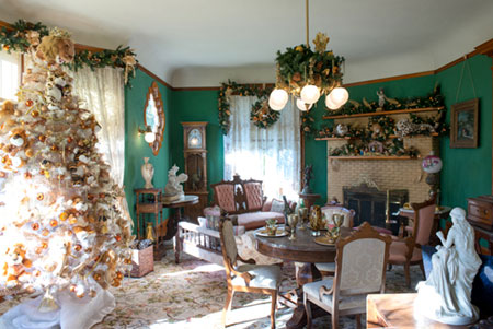 Homes Open to Visitors for Historic Home Tour