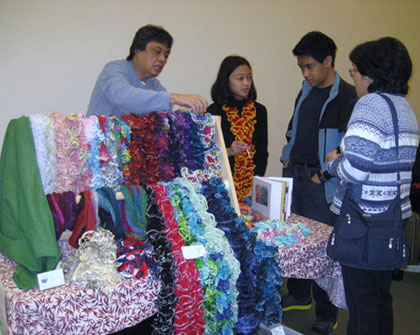 Santa Clara Library & Friends Host Craft Fair