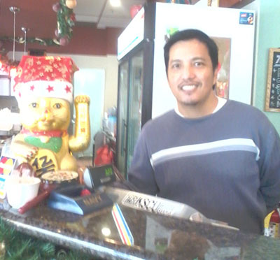 Santa Clara Filipino Restaurant Adds Typhoon Relief to the Menu