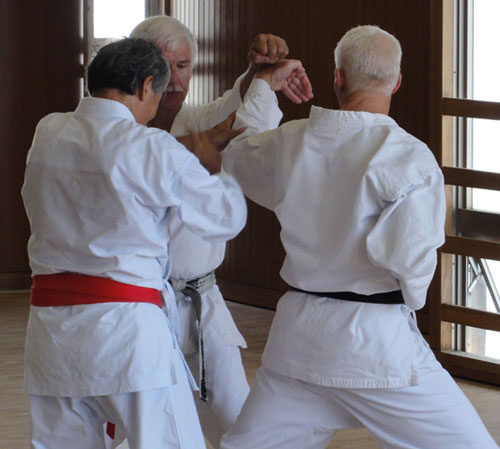 Shotokan Spirit in Santa Clara