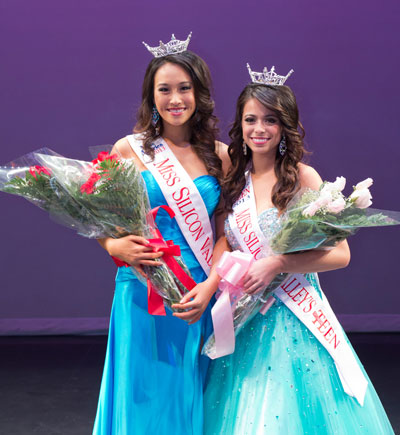 Miss Silicon Valley and Miss Silicon Valley's Outstanding Teen for 2013 Are Crowned