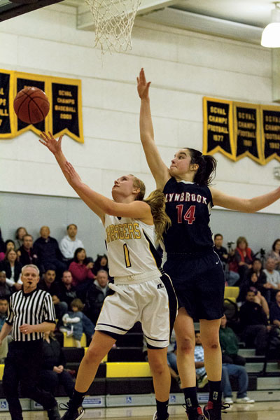 Fatuesi, Brown Too Much as Wilcox Dominates Lynbrook