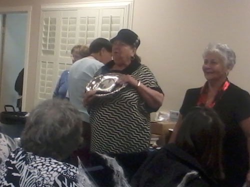 Santa Clara Women's Club Rings in 2013 With Annual 'Re-Gifting' Auction