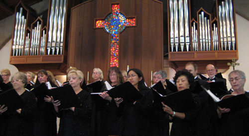 Santa Clara Chorale Encore Concert Reprises 2012 - 2013 Season Favorites
