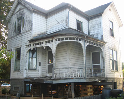 Harrison St. House Controversy Spurs New Push for Historical Preservation Ordinance