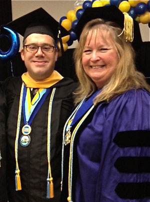 Santa Clara's City Clerk Rod Diridon, Jr. Earns Masters Degree in Public Administration; Graduates Summa cum Laude Level With Perfect 4.0 GPA