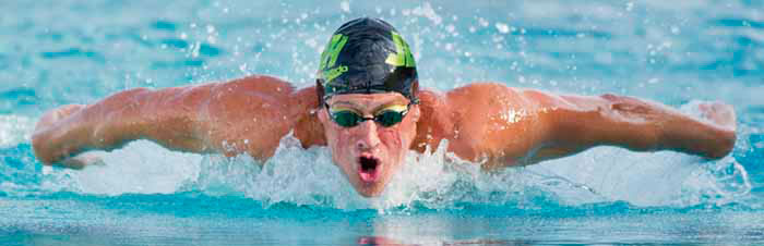 Swimming Competition Heats up in Santa Clara