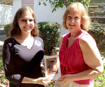 Local Volunteers Give Away Free Books for World Book Night