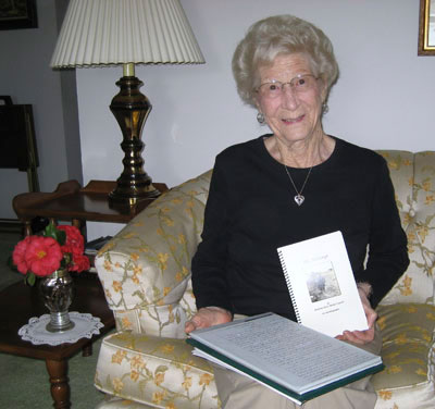WWII Navy WAVES Veteran Writes about the Blessings of Her Life