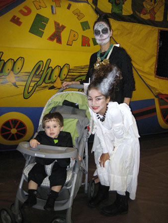 Youth Activity Center Puts the Happy in Halloween
