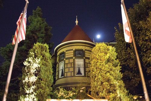 Halloween Fun at Winchester Mystery House