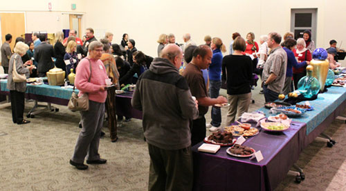 Library Hosts Sixth Annual Chocolate Party and Grant Event