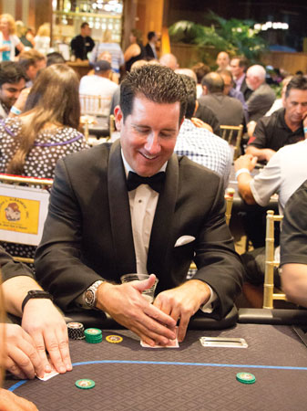 Anteing Up for SONC: SCPOA Holds Poker Fundraiser
