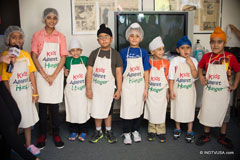 Local Sikh Community Day of Service Joins Kids Against Hunger in Meal-Packing Marathon