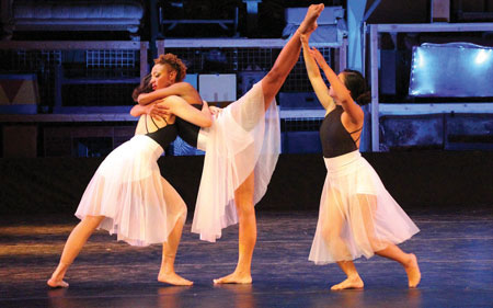 Wake Up and Dream: Mission Dance Company Dazzles