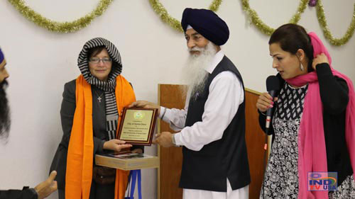 Recognition for Santa Clara's Sikh Community