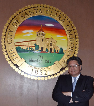 City Manager Julio Fuentes Gets Good Marks for First Year  City Manager Julio Fuentes: Giving Taxpayers Visible Returns