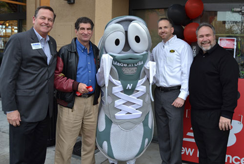 Fifth Generation Family-Run Business Opens New Balance Store in Rivermark