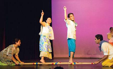 Talented Students Perform in Annual Competition