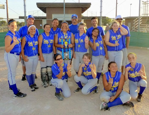 Santa Clara Sparks Softball Teams Advance to California State Junior Olympics Games