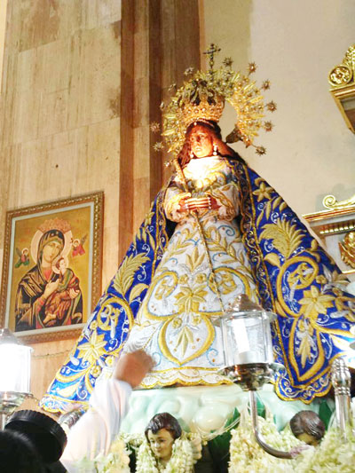 St. Justin to Host Filipino Fiesta Celebrating Our Lady of Antipolo