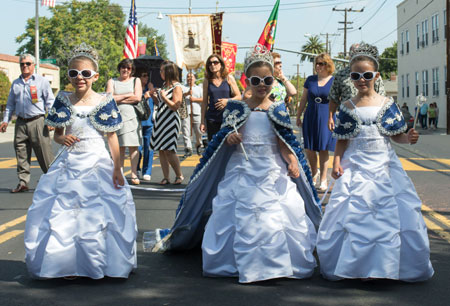 Portuguese Keep Festival Tradition Alive with Colorful Parades, Bountiful Food, and a Welcome For All